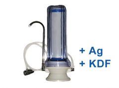 Well Life Asztali Víztisztító (+Ezüst+KDF szűrőbetéttel)