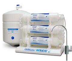 PurePro M500P RO víztisztító nyomásfokozóval