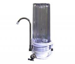 Well Life asztali víztisztító készülék szűrőbetét nélkül (választható)